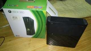 Xbox 360 full set & HDD-500GB game