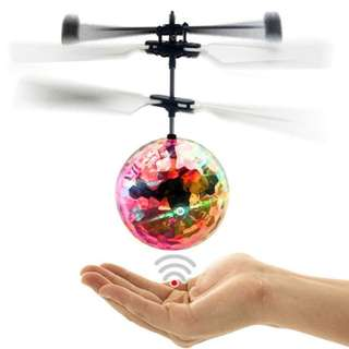 PRE-ORDER: Hand Spinner Drone Helicopter