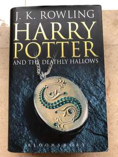 Hardcover- Harry Potter And The Deathly Hallows
