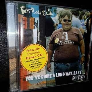 fatboy slim english cd