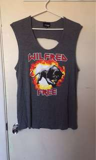 Wilfred Free Sleeveless Top