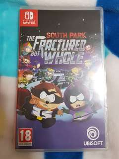 South Park Fractured But Whole Switch