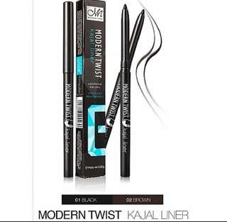 Me Now Kajal Modern Twist Eyeliner
