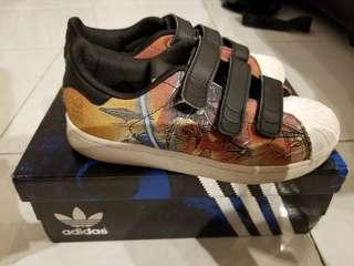 Adidas Superstar Star Wars kids