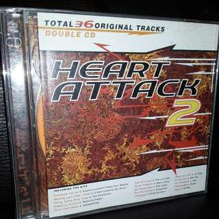 English compilation cd heart attack 2