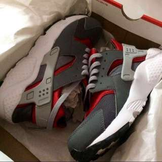 Authentic Nike Huarache Run GS