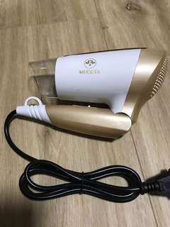 Brand New Mucota Travel Hair dryer