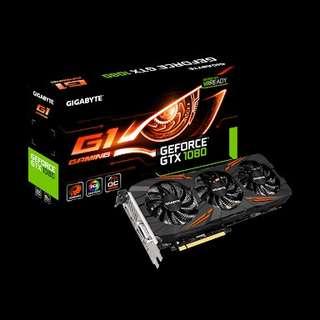 Gtx1080 g1 gaming