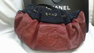 chanel jumbo bag SALE!! Cabas style gym overnight bag