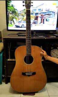 Tanglewood TW28 CSG Acoustic Guitar