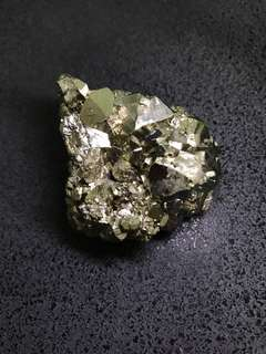 AAA Pyrite Fool's Gold Raw Mineral Specimen
