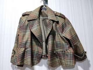 西裝毛料外套