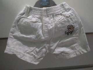 New celana popaye 18-24m