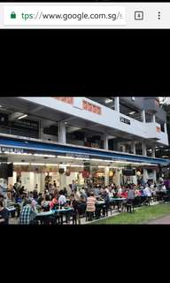 PROFITABLE & ESTABLISHED HAINANESE CHICKEN RICE STALL FOR TAKEOVER NEAR MRT