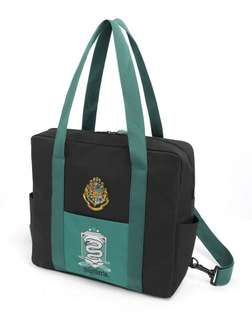[USED] Harry Potter Slytherin 2way Bag Slytherin Type Backpack/Hand Carry Bag