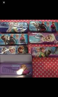 Frozen Pencils Box Brand New