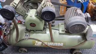 空壓機天鵝牌5馬力