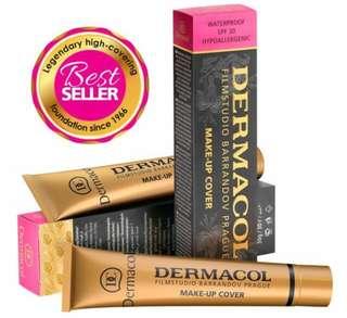 Dermacol Foundation Inspired.