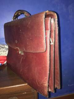 Braun Buffel office suitcase