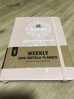 Brand New Typo 2018 Weekly planner