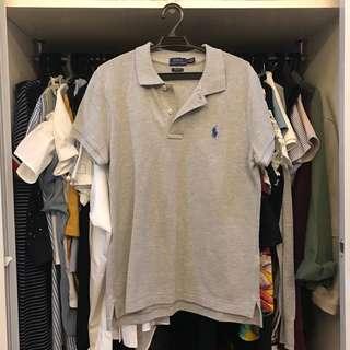 Ralph Lauren Gray Polo Shirt