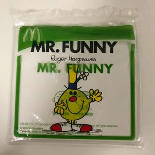 2016 Mr Funny Book - Roger Hargreaves