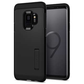 Spigen Tough Armor with Kickstand for Samsung Galaxy S9 and S9+