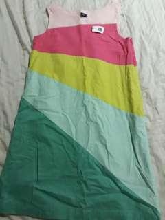 Gap: Multi-Colored Girl's Dress