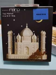 Paper nano Taj Mahal