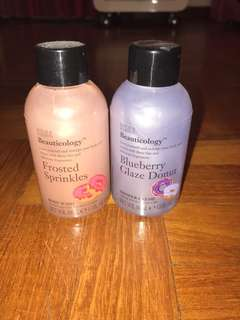 Beauticology Body wash and Shower Crème