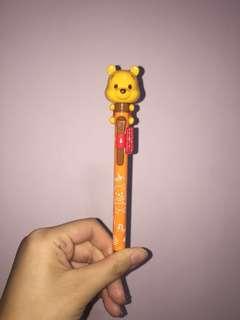 Pooh 原子筆