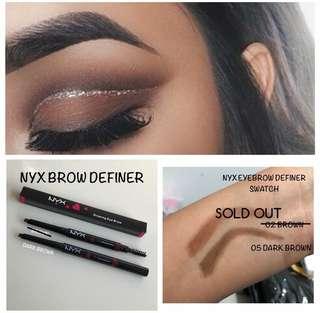 Nyx Eyebrow Definer
