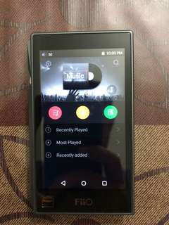 Fii0 X5 Gen 3 - DAP / MP3 audio player