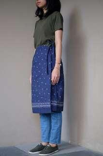 Ethnic skirt Uniqlo