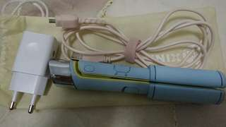 Korea Unix hair mini multi iron straightener used for 3 times very good condition
