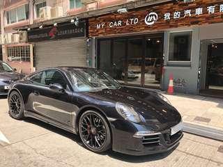 PORSCHE 991 C4 GTS