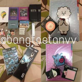 Ready Stock Kpop