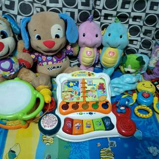 Us Brand Preloved Toys