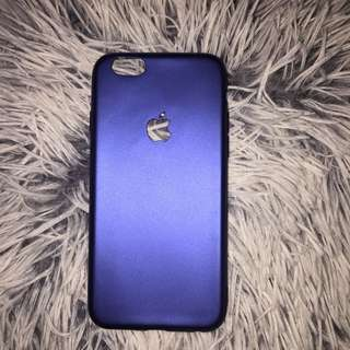 iPhone 6/6s Royal blue Apple case
