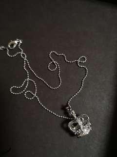 皇冠頸鏈 necklace