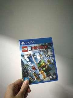 Lego The NinjaGo movie video game ps4