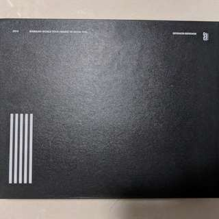 2015 Bigbang World Tour [MADE] in Seoul DVD