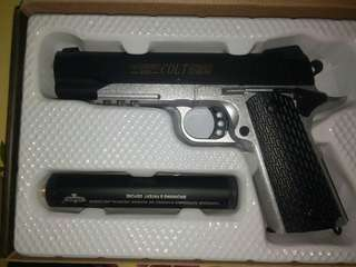 Airsoft Spring type k35 two toned