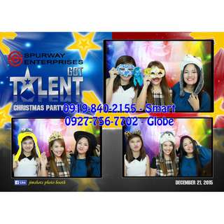 Antipolo Photobooth & Photography or in any areas in Rizal or Metro Manila