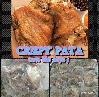 Crispy Pata