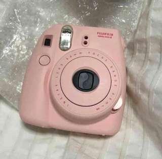 Instax Mini 8 Pink