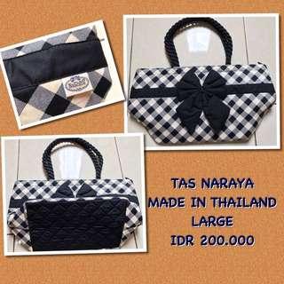 Reprice !! Tas Naraya Made In Thailand