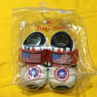 Sepatu amerika baru