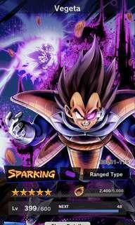 Dragon Ball Legends Account