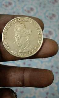 Malaysian old coin